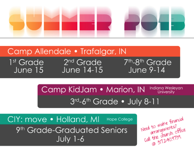 SUMMER CAMP & CIY
