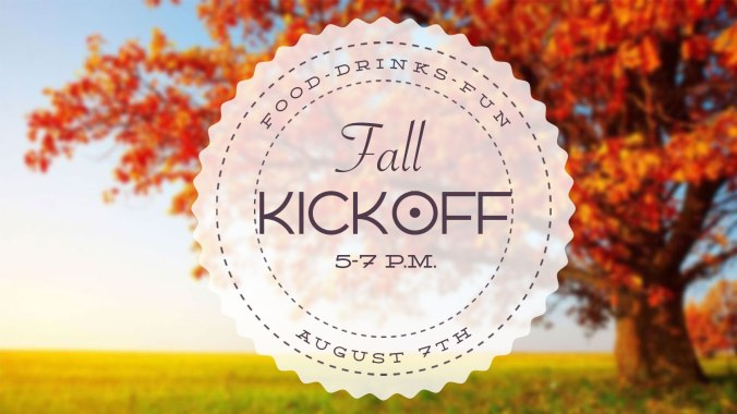 Fall-kickoff